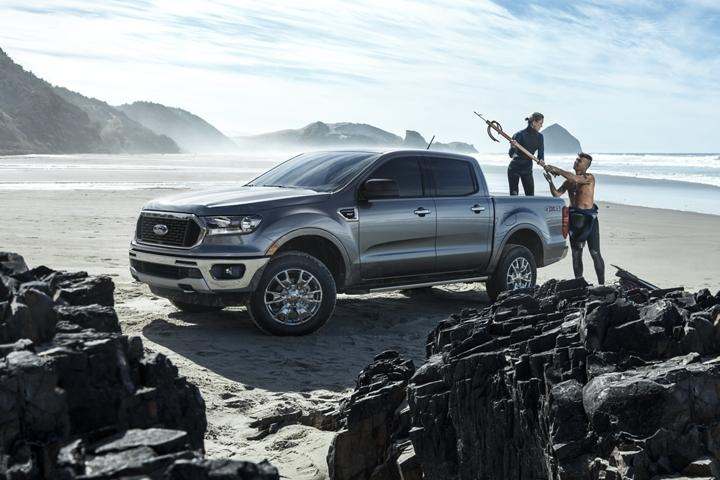 2020 Ford Ranger LARIAT features and specs | Ford Dealers ...