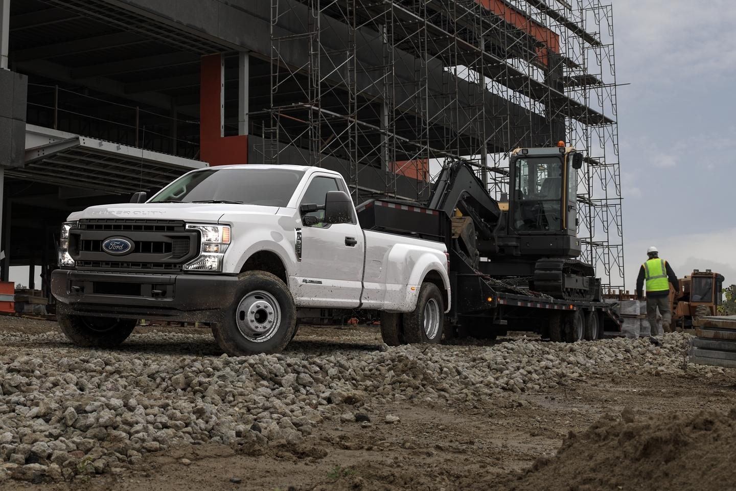 2020 Ford SuperDuty F-350 | Southern California Ford Dealers