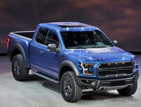 All-new 2018 F-150 Ford Raptor