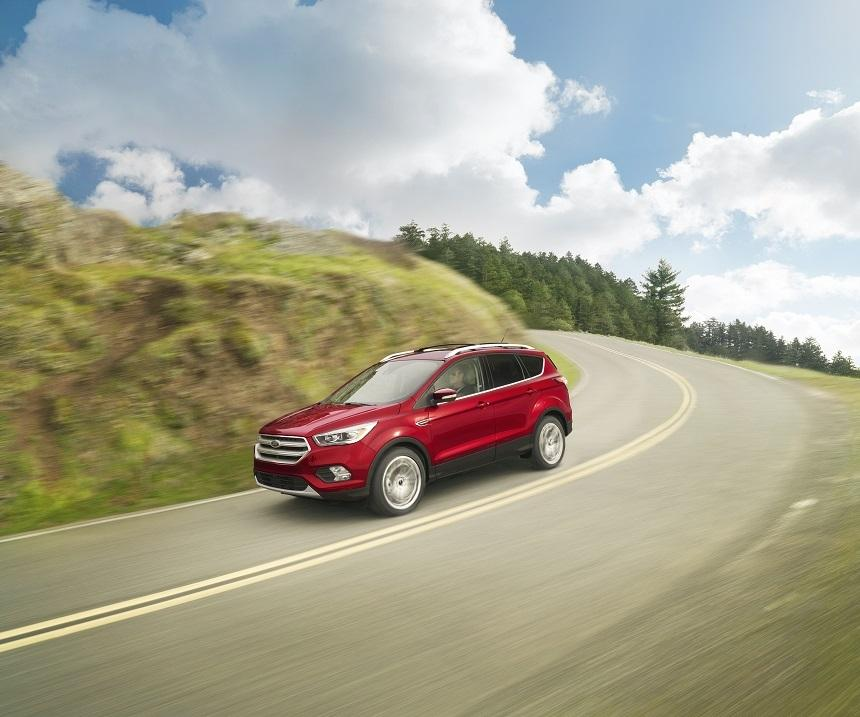 Discover your next Ford: Edge or Escape