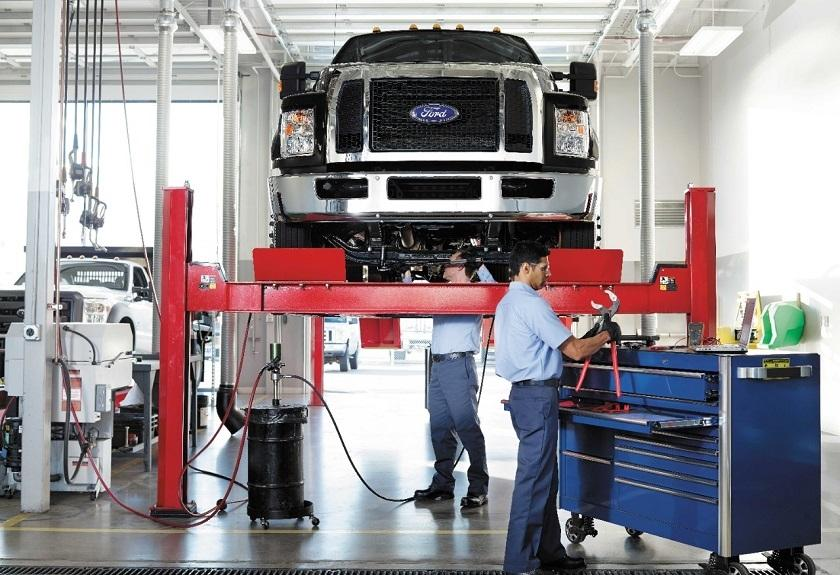 How to Do Your Ford Oil Change Service