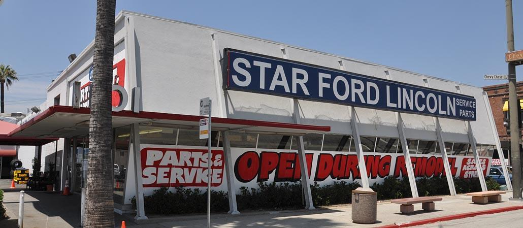 Ford Dealer in Glendale | Southern California Ford Dealers