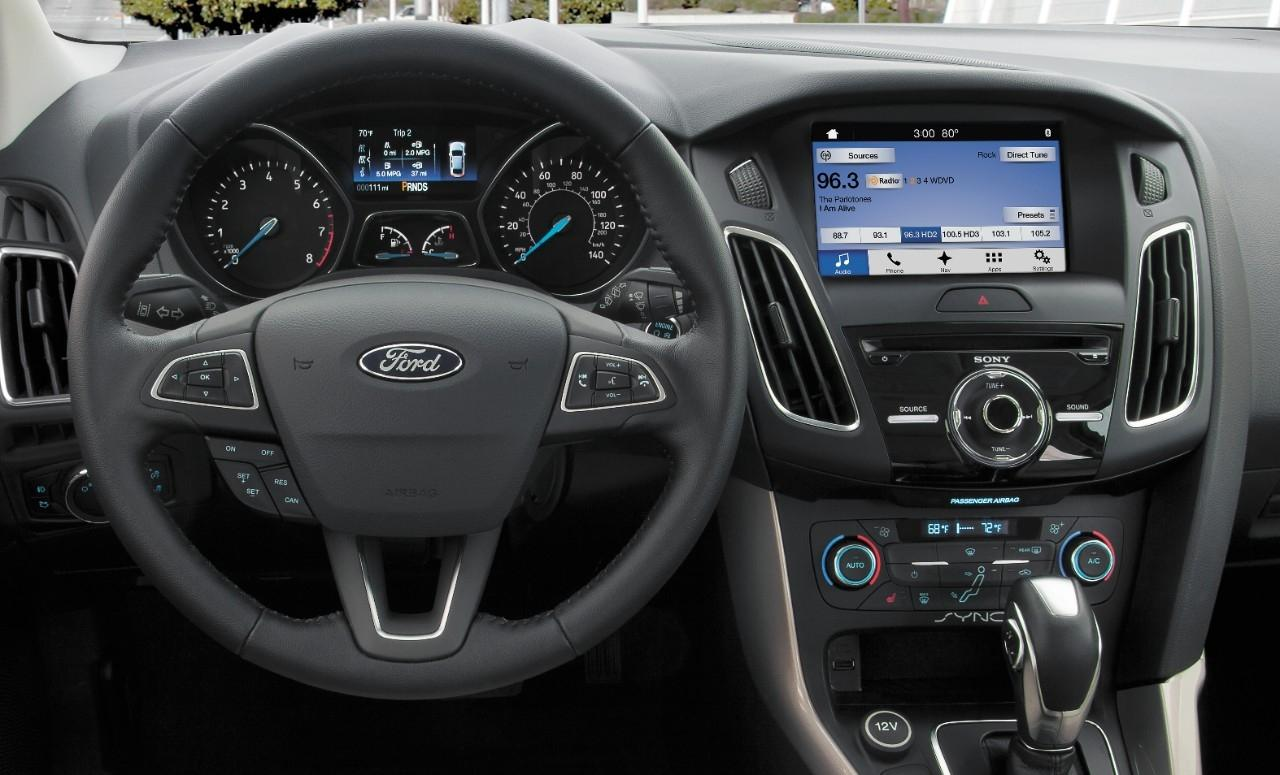 Ford Focus Trims