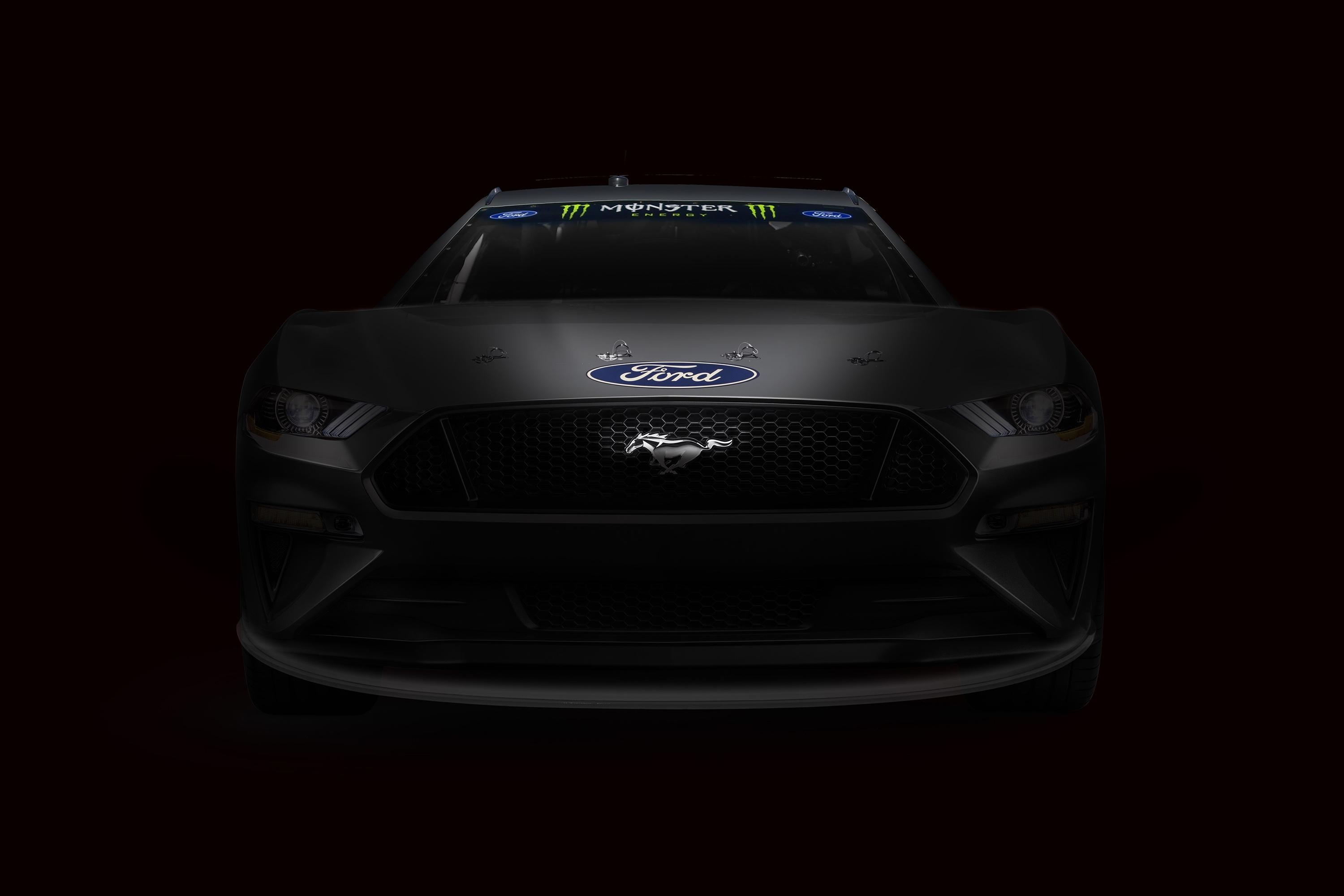 Ford Mustang Will Enter the 2019 NASCAR Cup