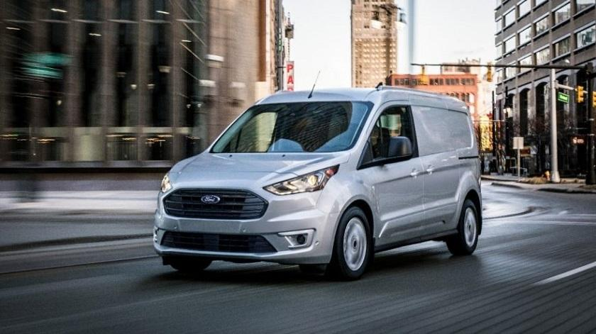 New Ford Transit Connect Cargo