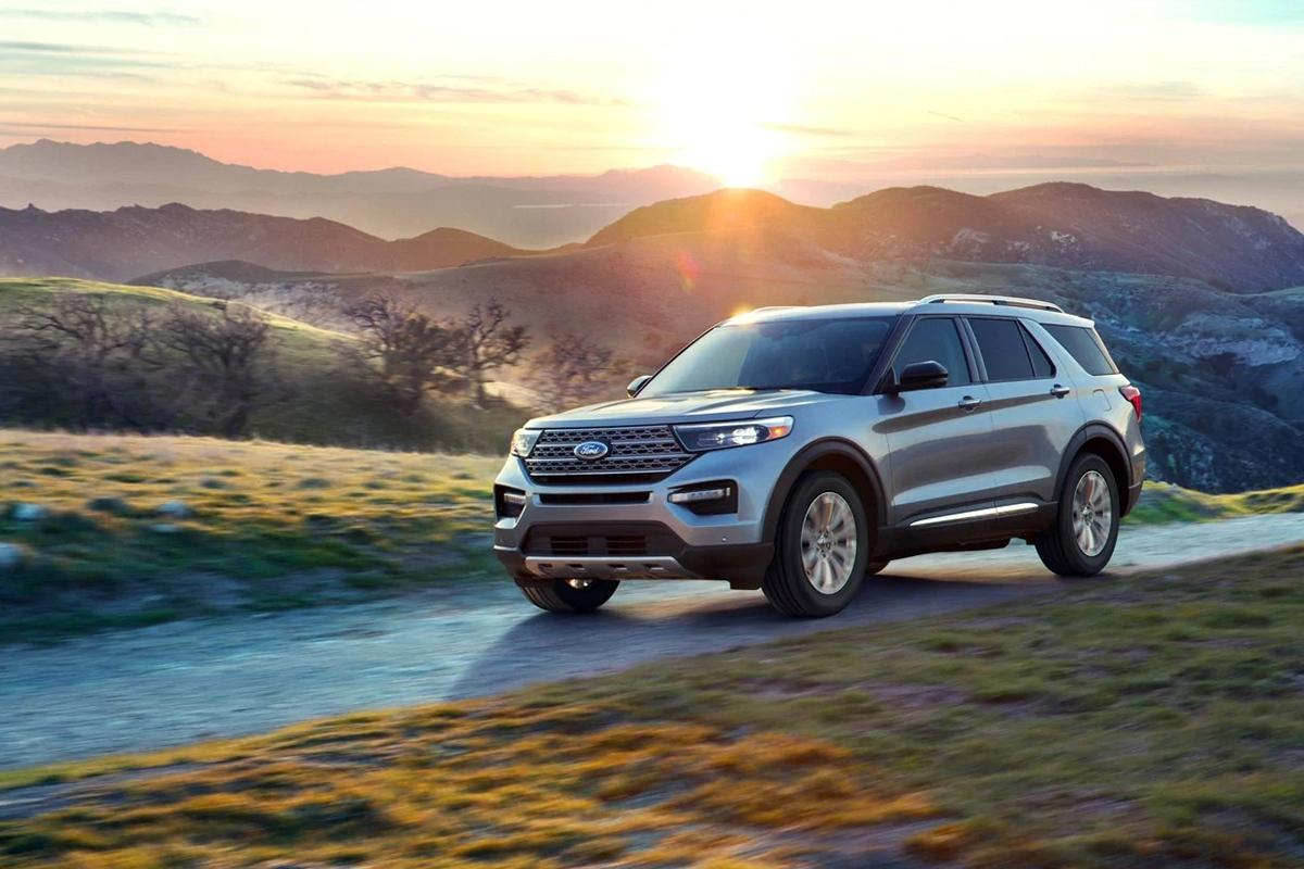 2021 Ford Explorer Limited | Southern California Ford Dealers