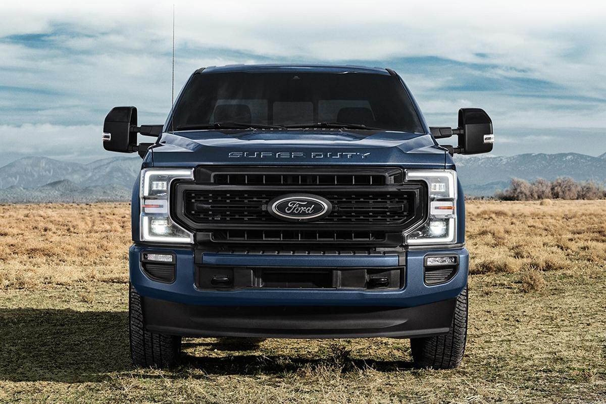 2021 Ford SuperDuty | Southern California Ford Dealers