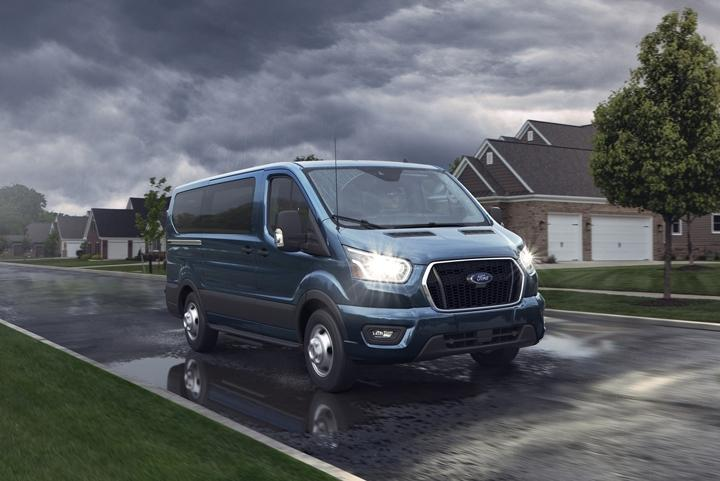 2021 Ford Transit | Spanish SoCal Ford Dealers