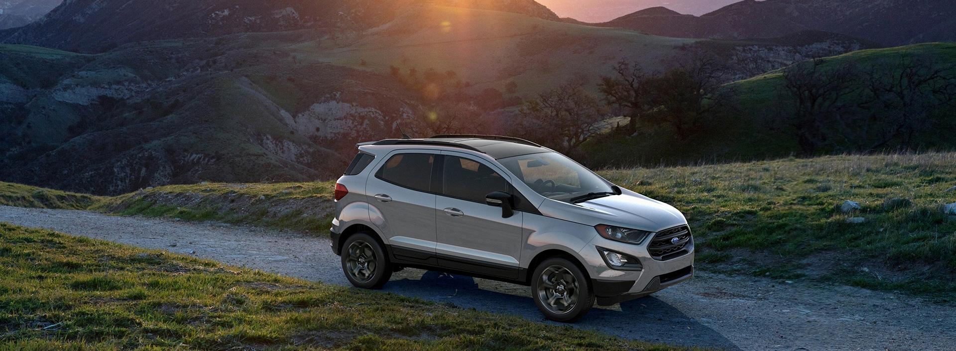 2021 Ford EcoSport | Southern California Ford Dealers