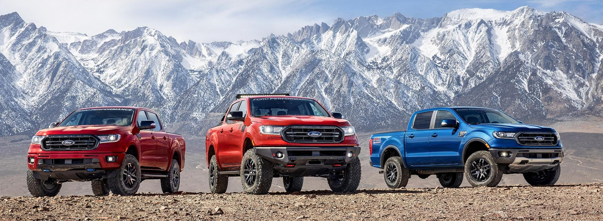 2021 Ford Ranger | Southern California Ford Dealers