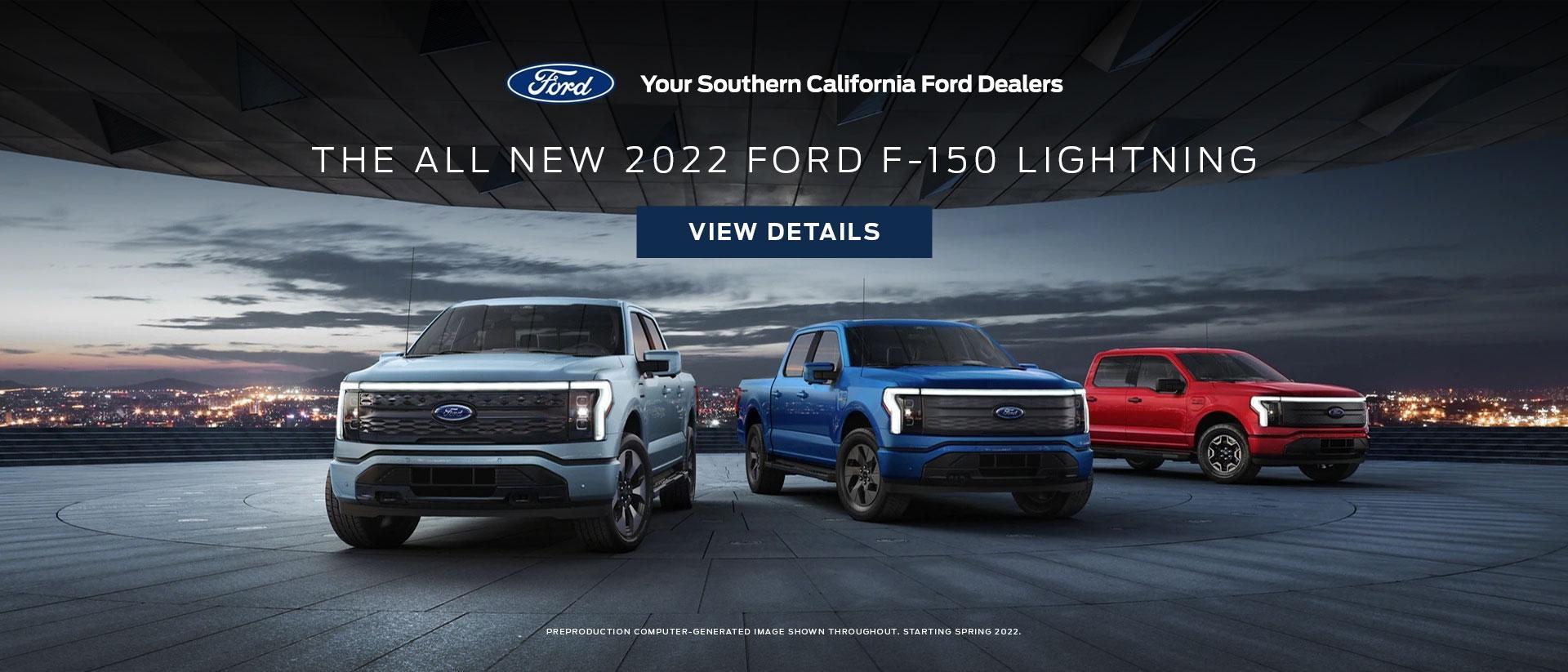 New Ford F-150 Lightning