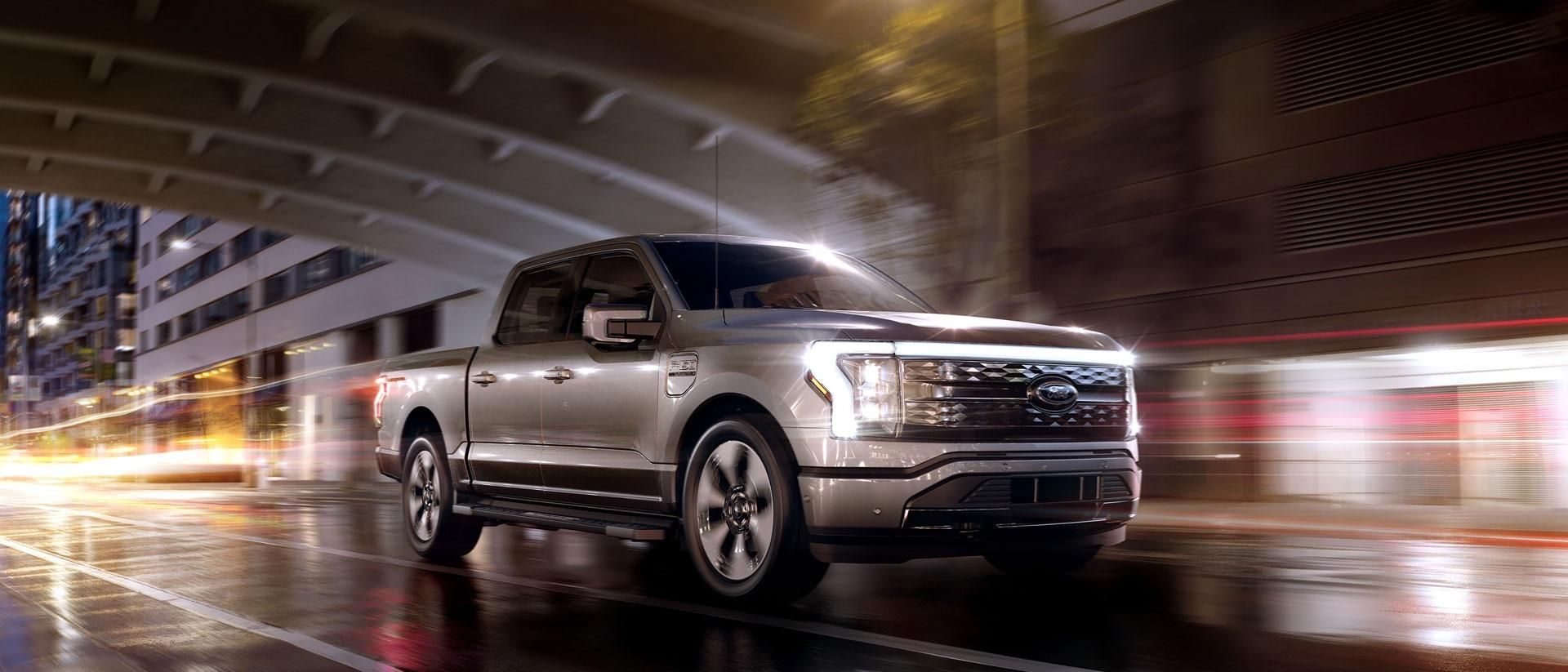 2022 F-150 Lightning Event at Irvine Spectrum | Southern California Ford Dealers