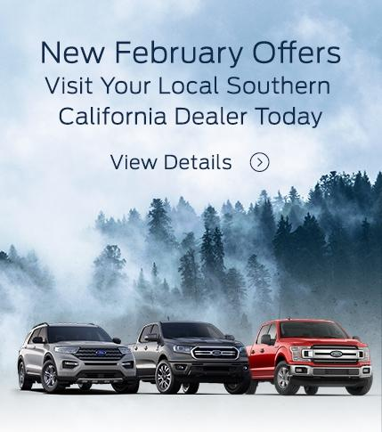 February Ford Offers
