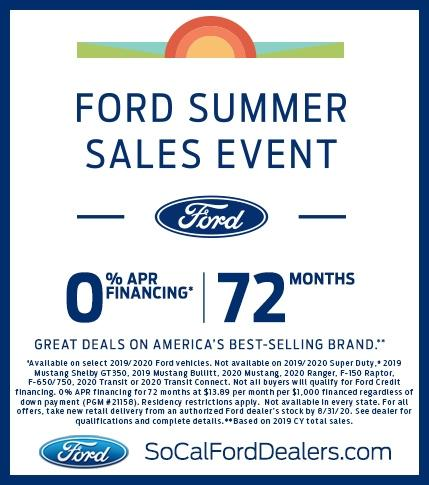 Southern California Ford Dealers Find Ford Cars Suvs And Trucks