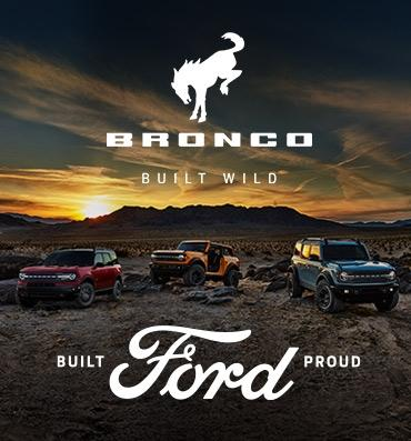 2021 Ford Bronco | Socal Ford Dealers