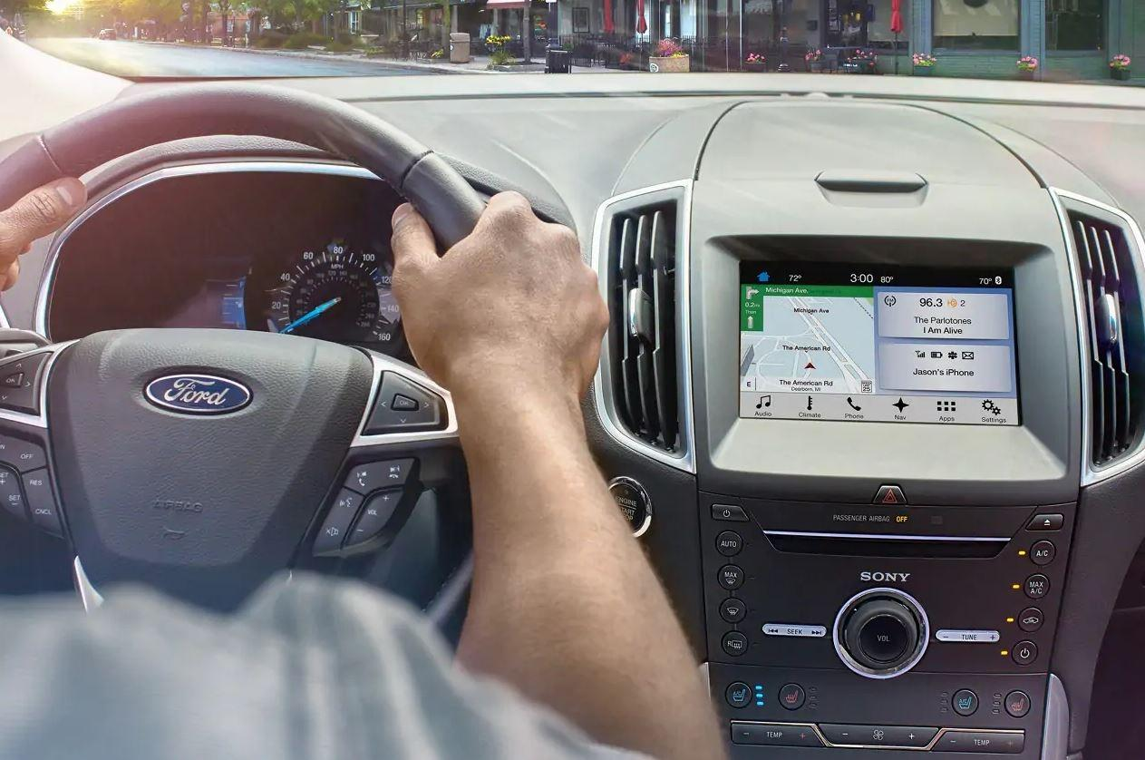 Ford SYNC3 Infotainment System | Southern California Ford Dealers