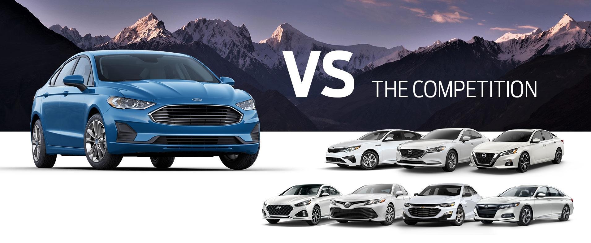 Fusion vs Competition