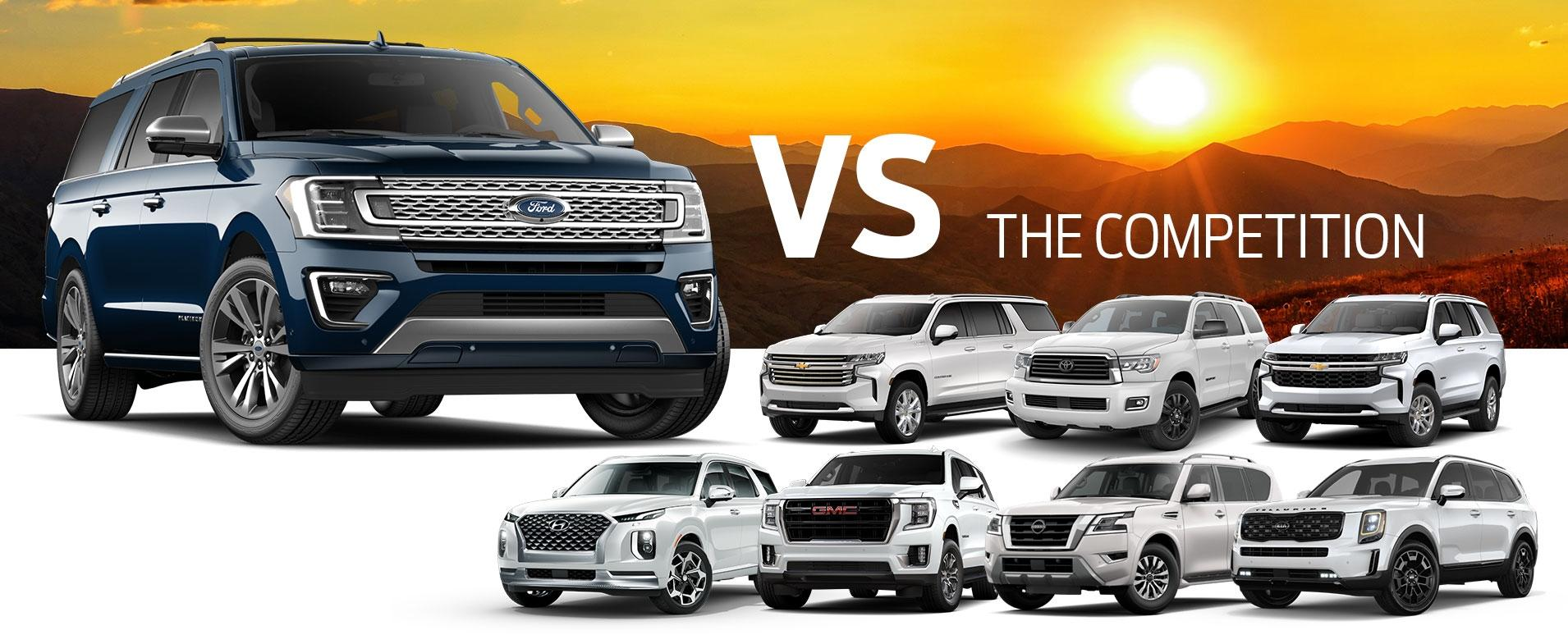 Expedition vs Competition