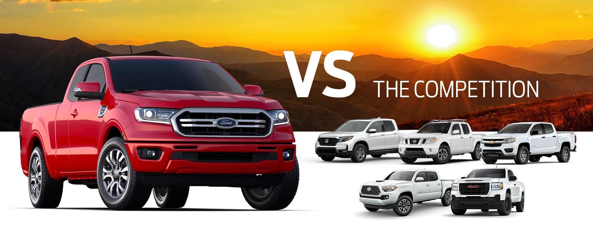 Ranger vs Competition