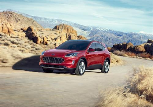 2020 Ford Escape SEL | Southern California Ford Dealers