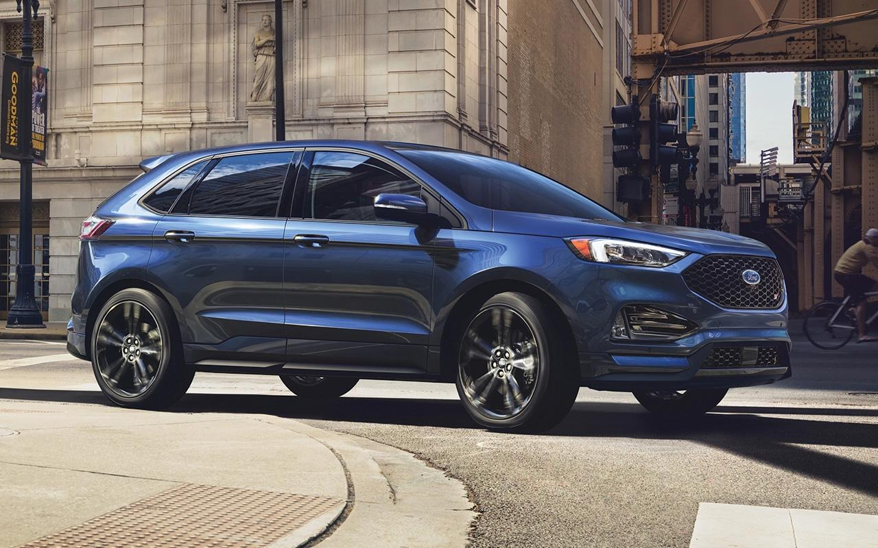 New 2021 Ford Edge in ,