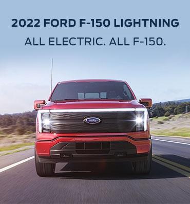 2022 Ford F-150 Lightning | SoCal Ford Dealers