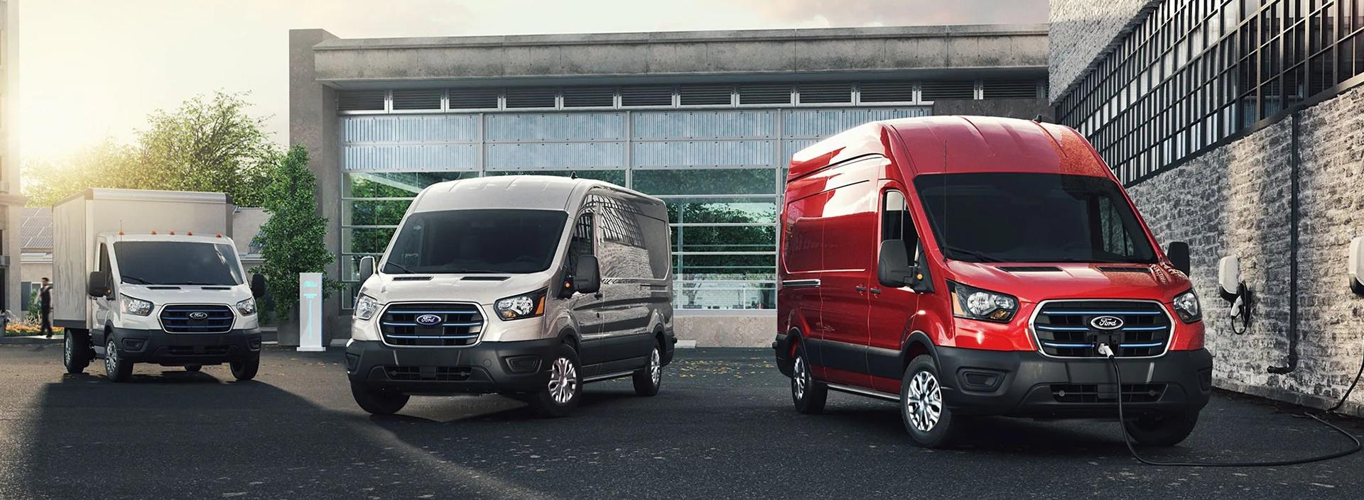 New 2022 Ford E-Transit in ,