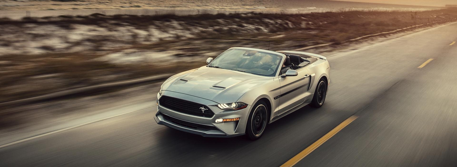 2021 Ford Mustang | Southern California Ford Dealers
