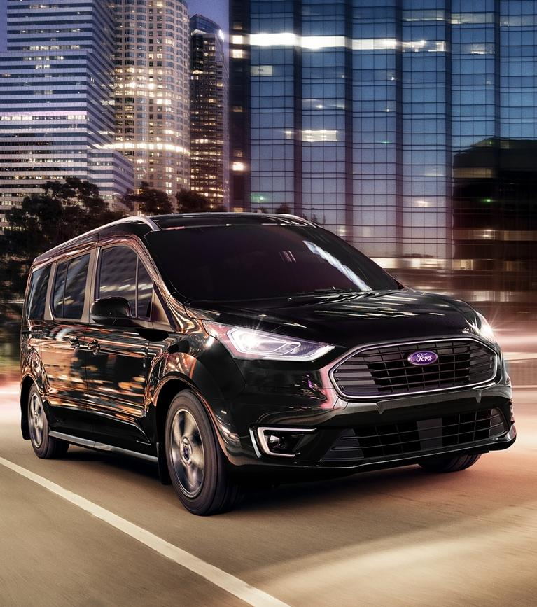 2021 Ford Transit Connect | Southern California Ford Dealers