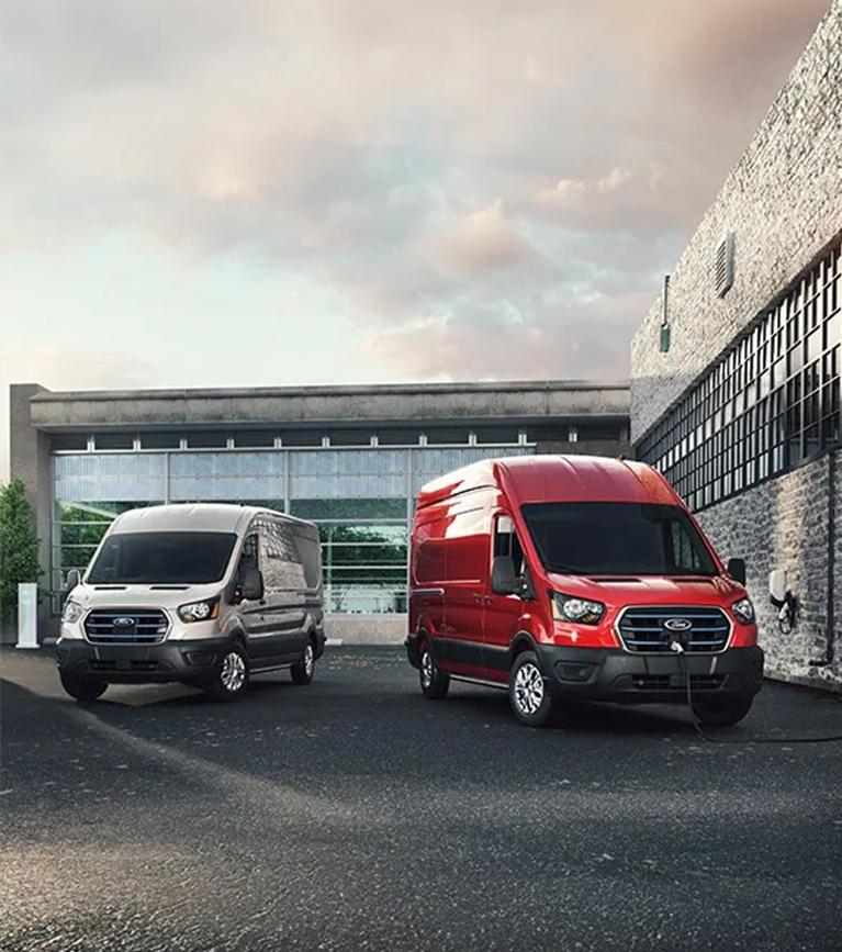 2022 Ford E-Transit   Southern California Ford Dealers