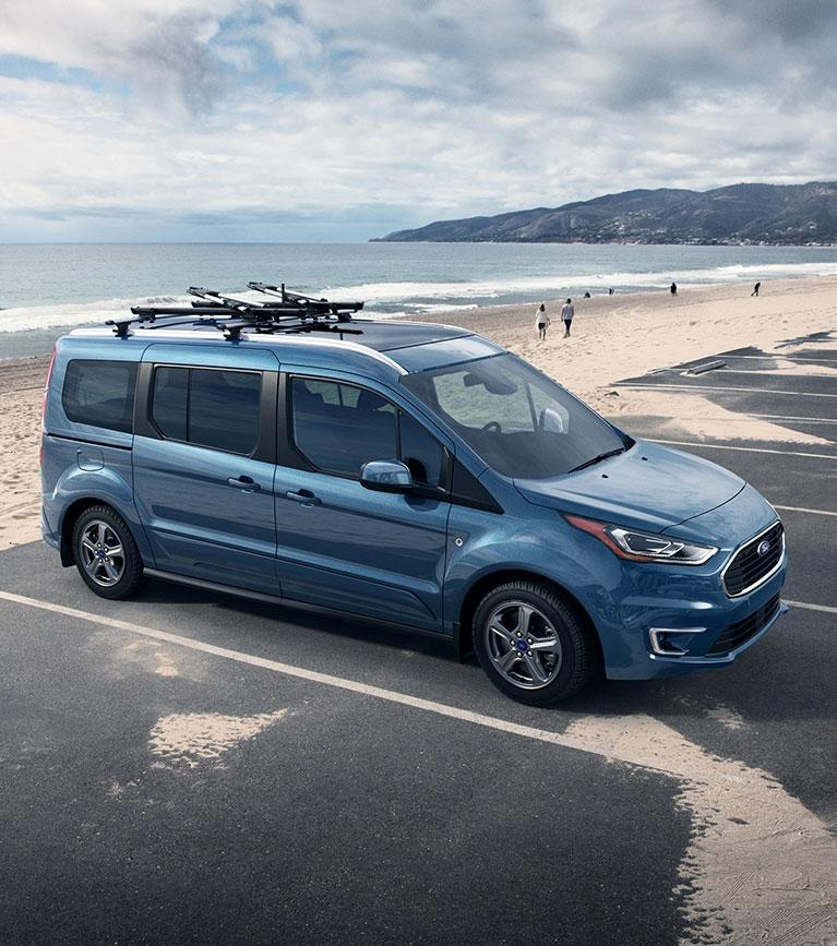2022 Ford Transit Connect Passenger Wagon | Southern California Ford Dealers