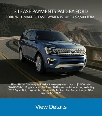 3 lease payments