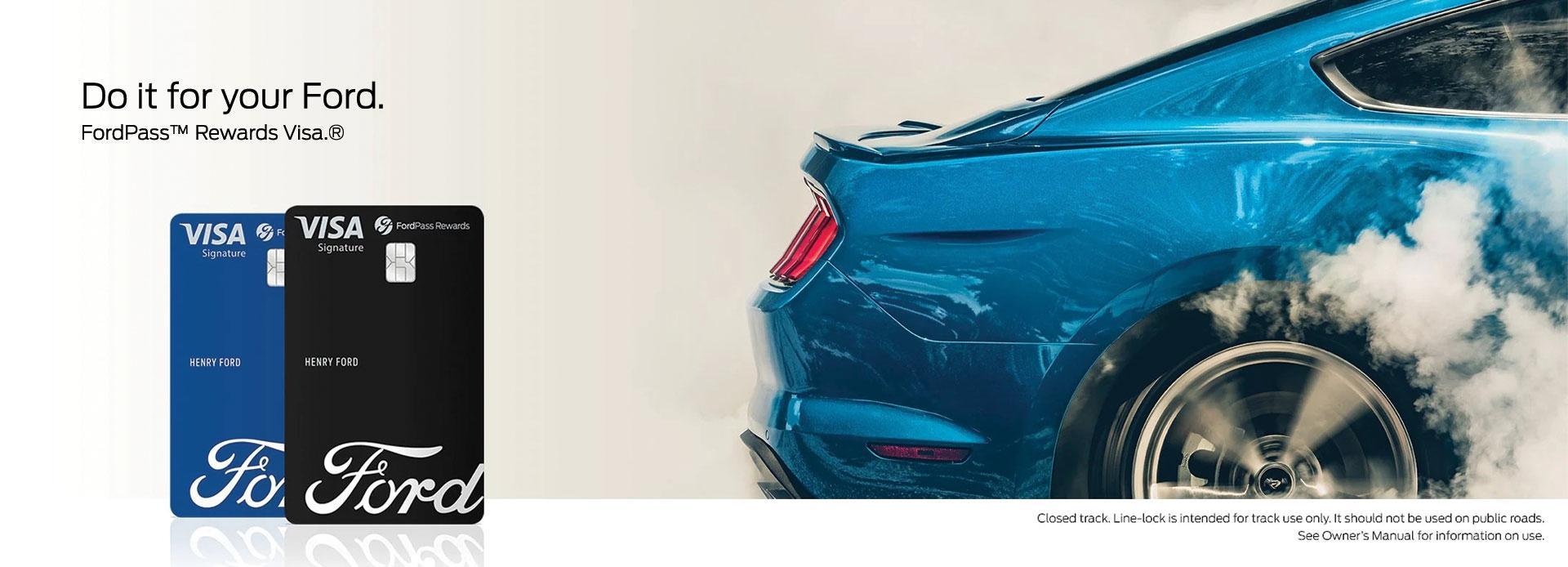 FordPass Rewards |  South Bay Ford