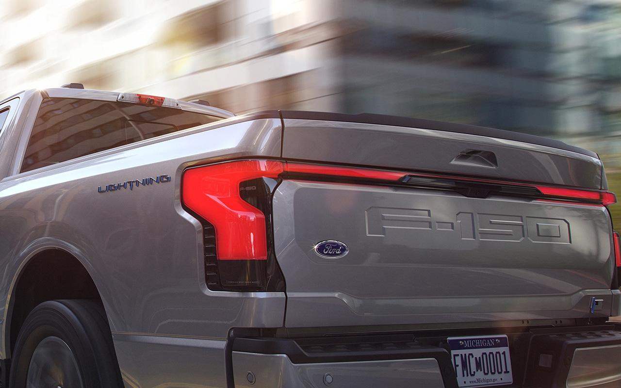 2022 Ford F-150 Lightning | Southern California Ford Dealers