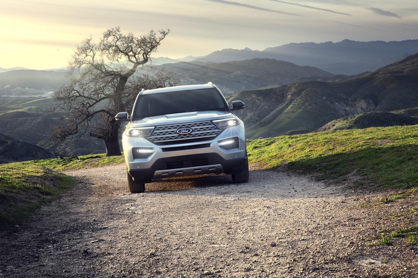 Ford & Lincoln All-New 2020 Ford Explorer image