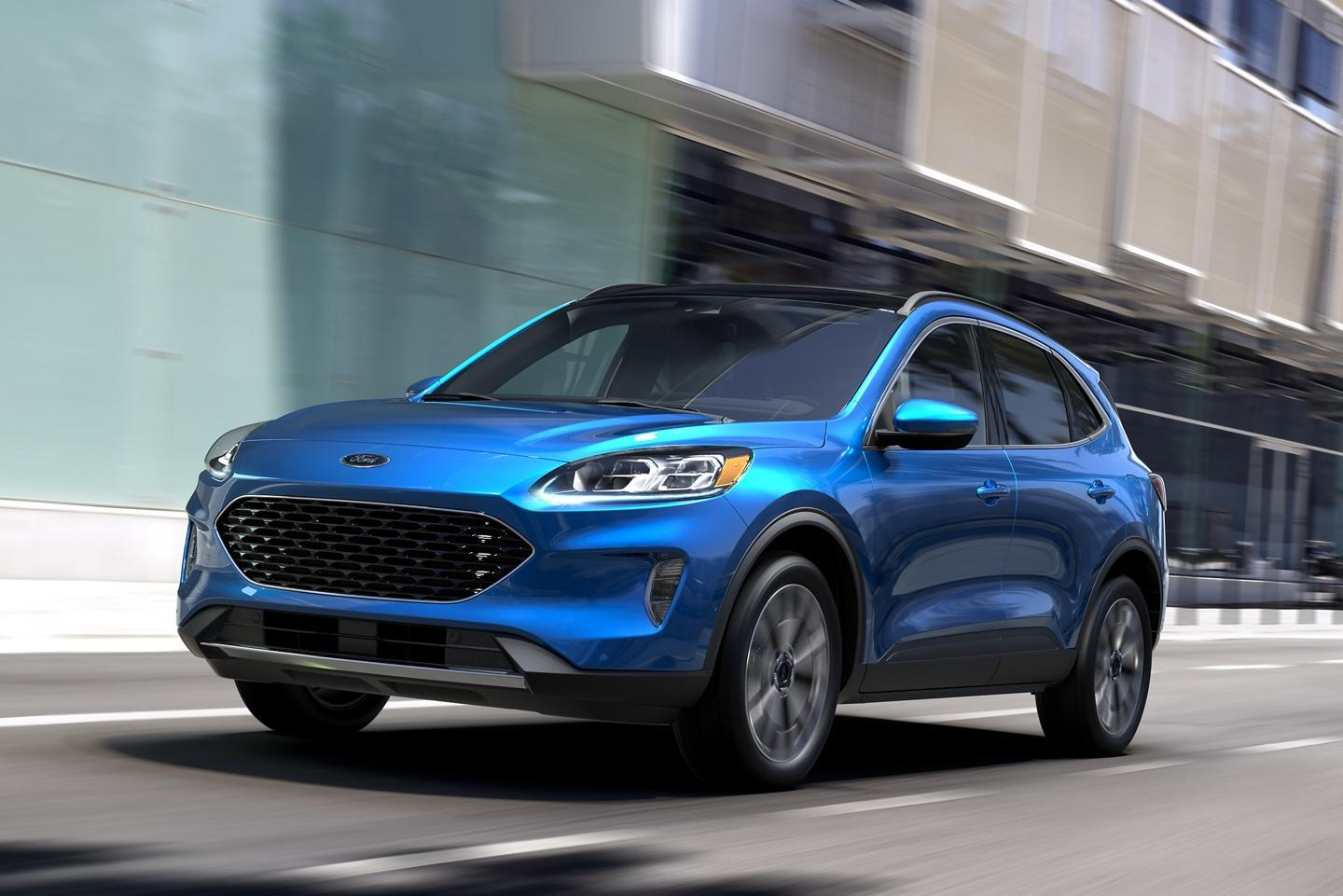 Ford & Lincoln All-New 2020 Escape Belanger Ford image