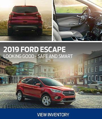 Belanger Ford 2019 Escape