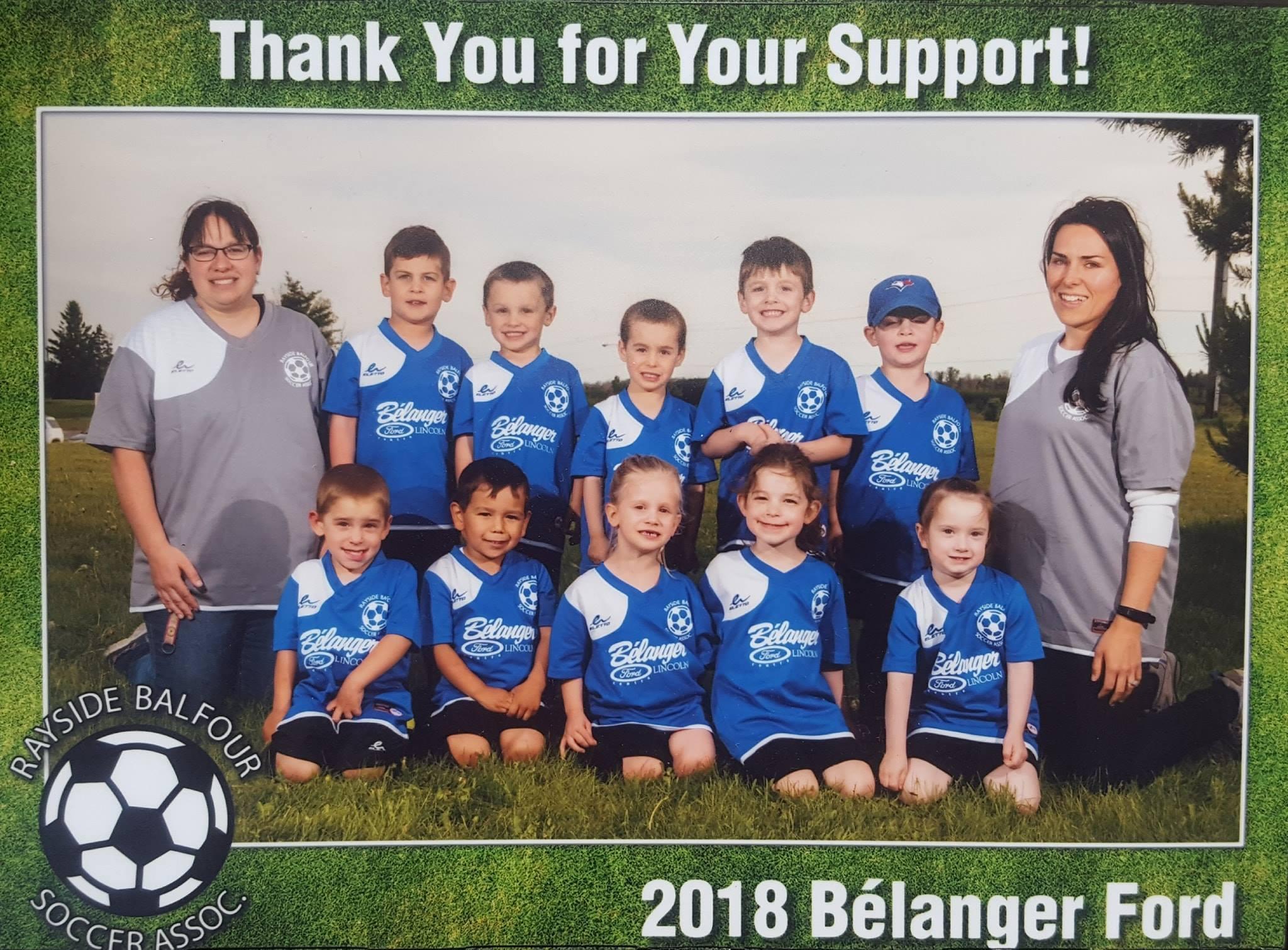 RBSA Soccer Team