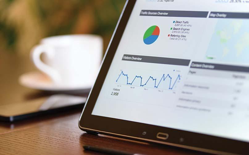 Reporting Dashboard   Search Optics Mortgage