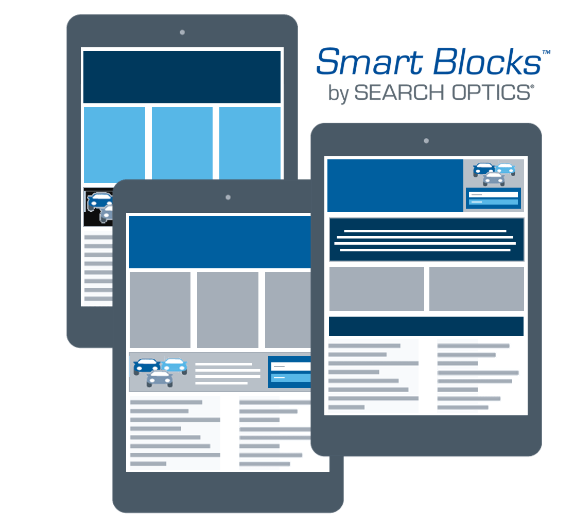 SMARTBLOCKS by Search Optics