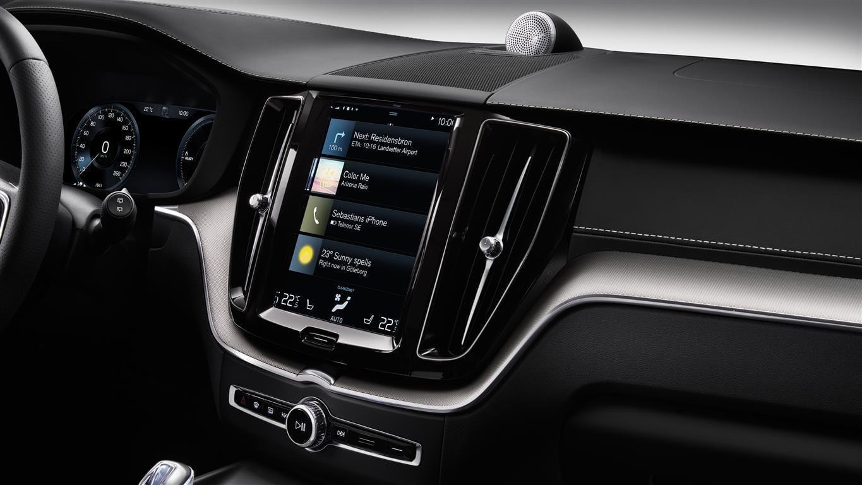 2018 VW XC60 Interior