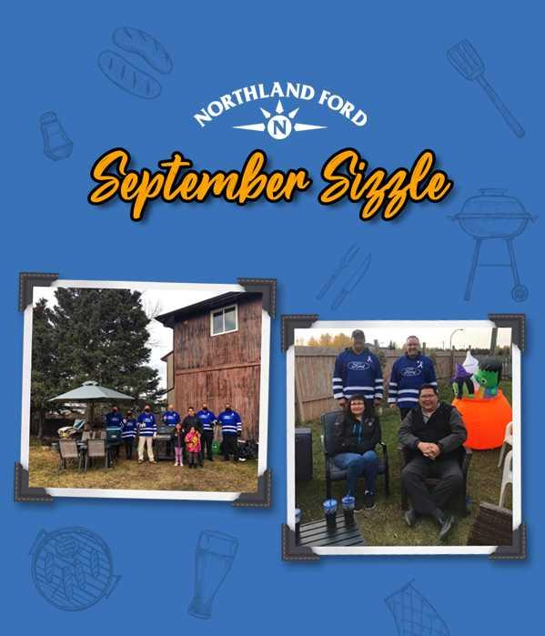 September Sizzle - Northland Ford The Pas