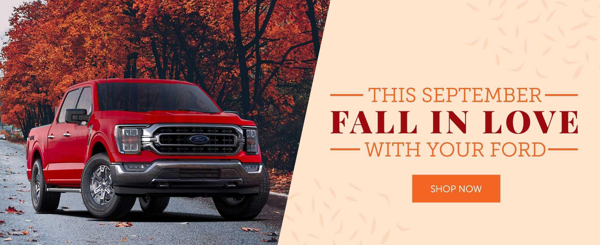 Fall in Love - September