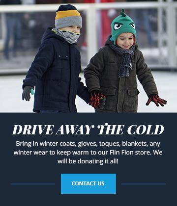 Drive away cold
