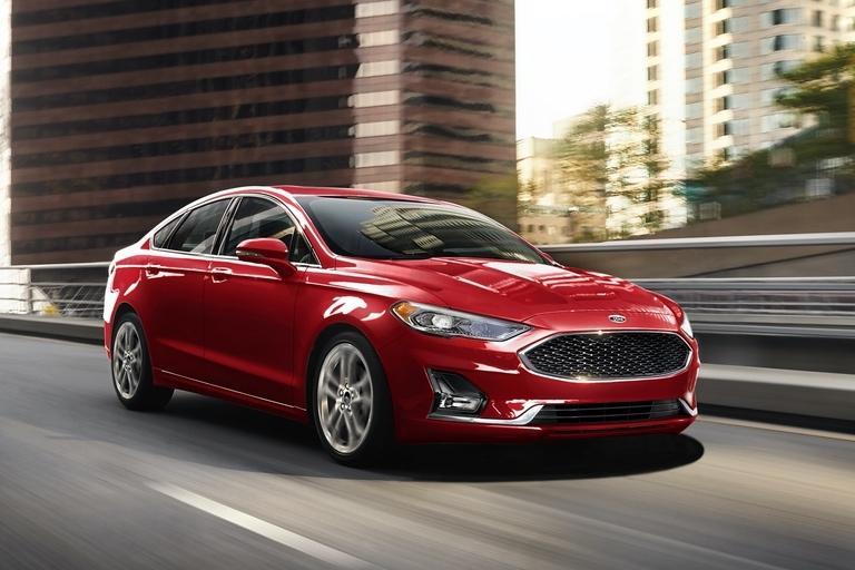 Ford 2020 Fusion Ford Fusion Plug-In Hybrid