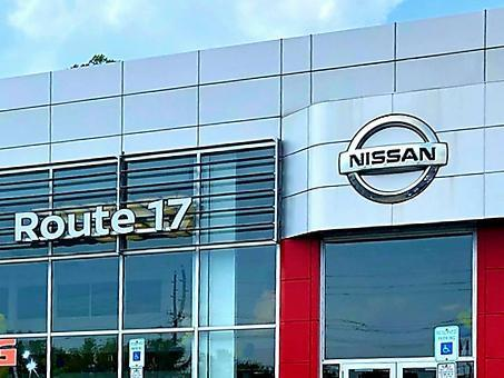 Route 17 Nissan