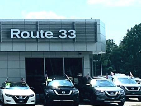 Route 33 Nissan