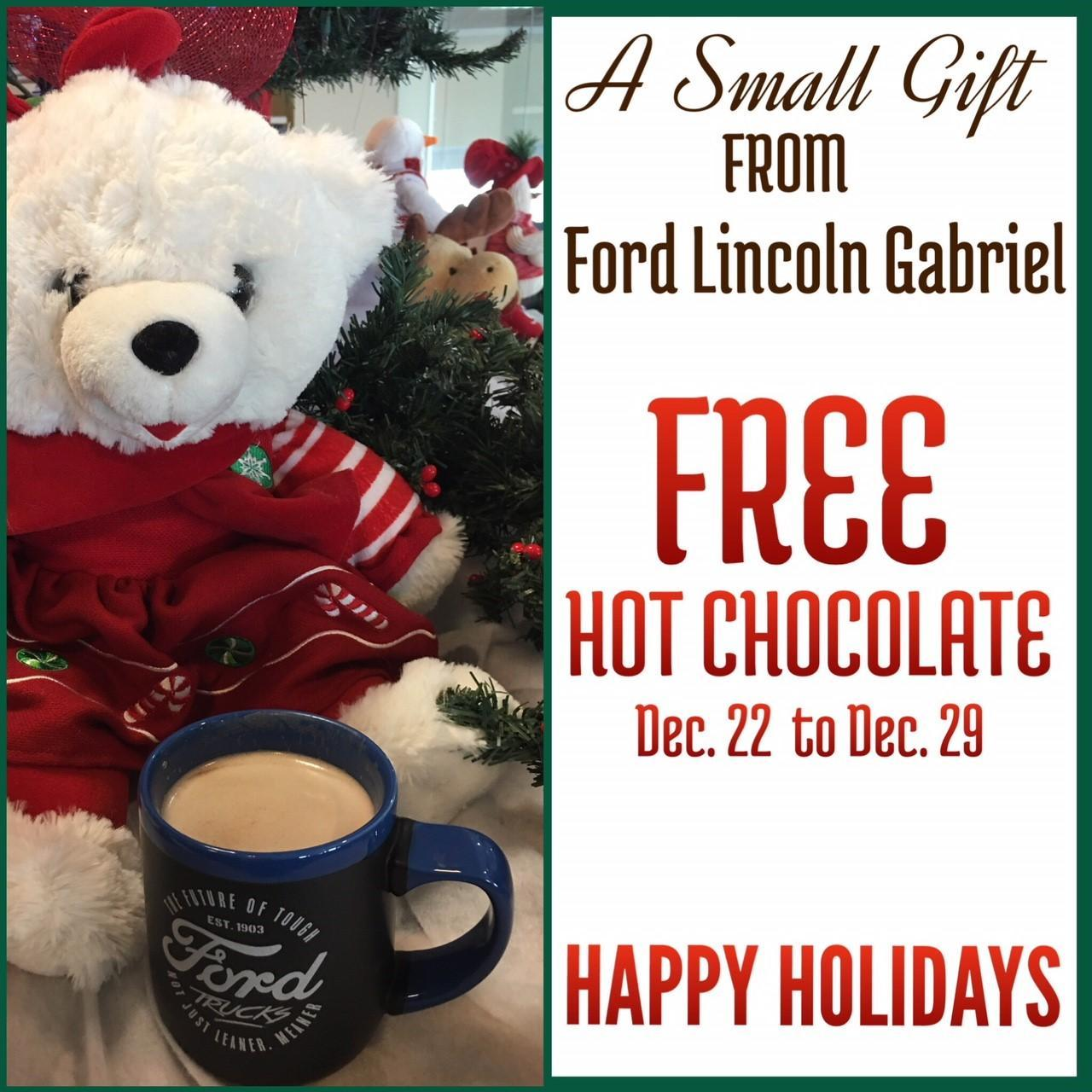 News during the holiday season december 22 to december 29 and during our opening hours ford lincoln gabriel invites friends and neighbors with their children malvernweather Gallery