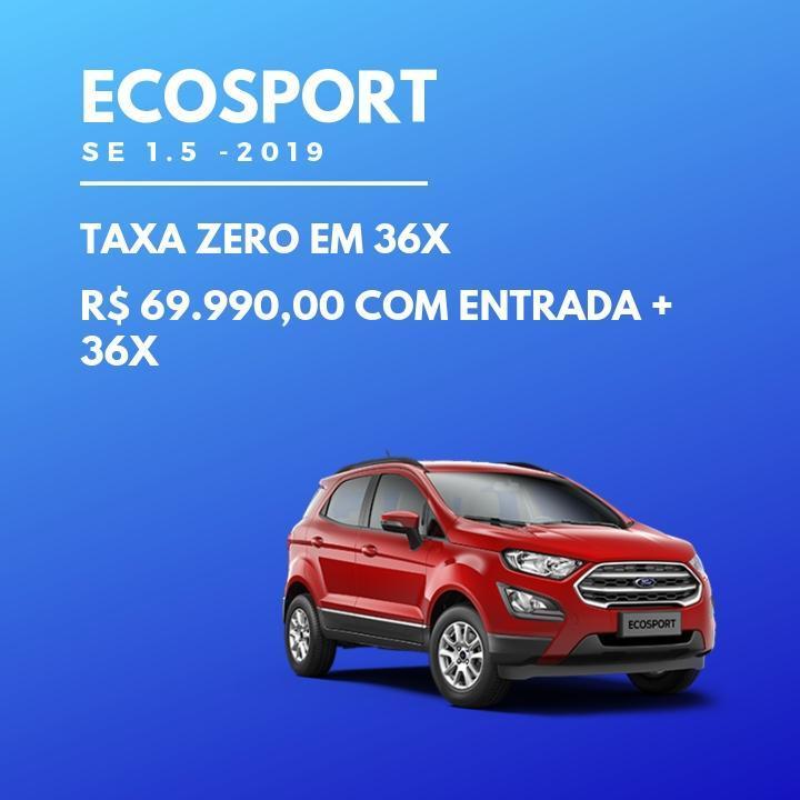 Banner Ecosport