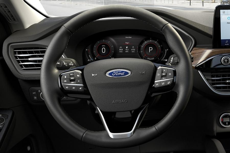 Ford All-New 2020 Ford Escape Two Way Service Ford image